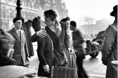 Le Baiser de l'Hotel de Ville, Robert Doisneau (1950)