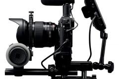 Pronta a girare videoclip di alto livello