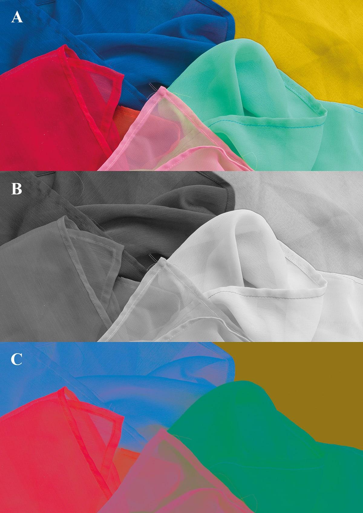Correzione del colore