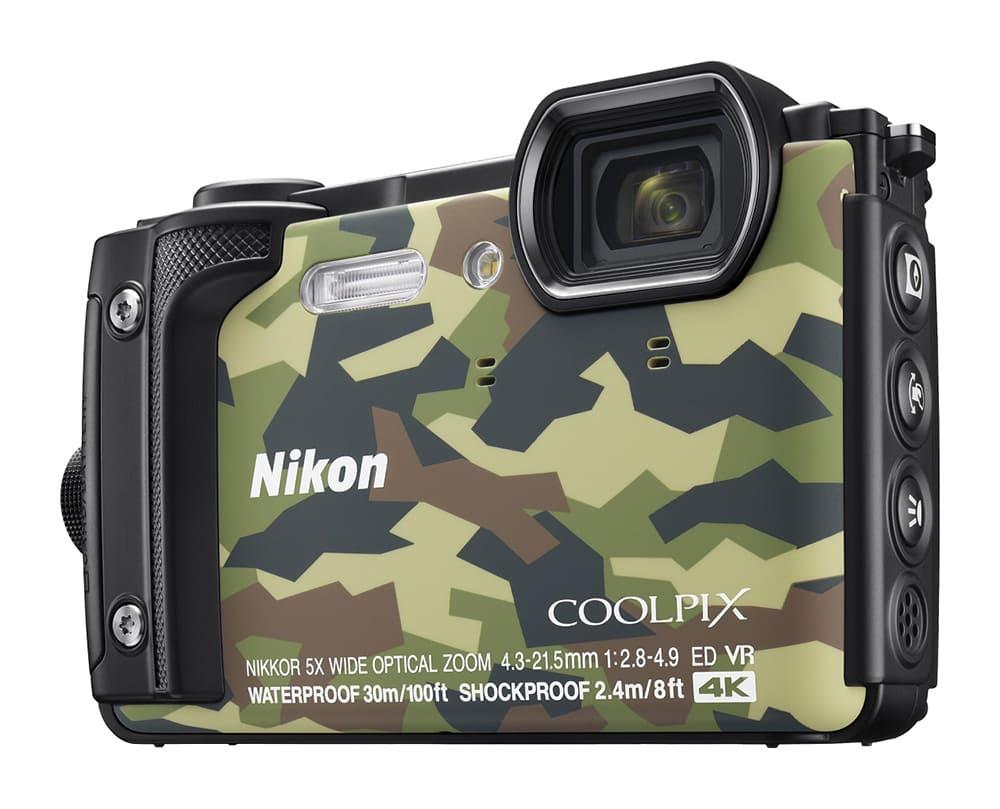 Coolpix W300, nikon