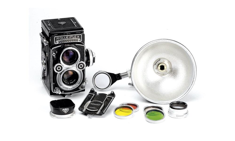 Vivian Maier Rolleiflex