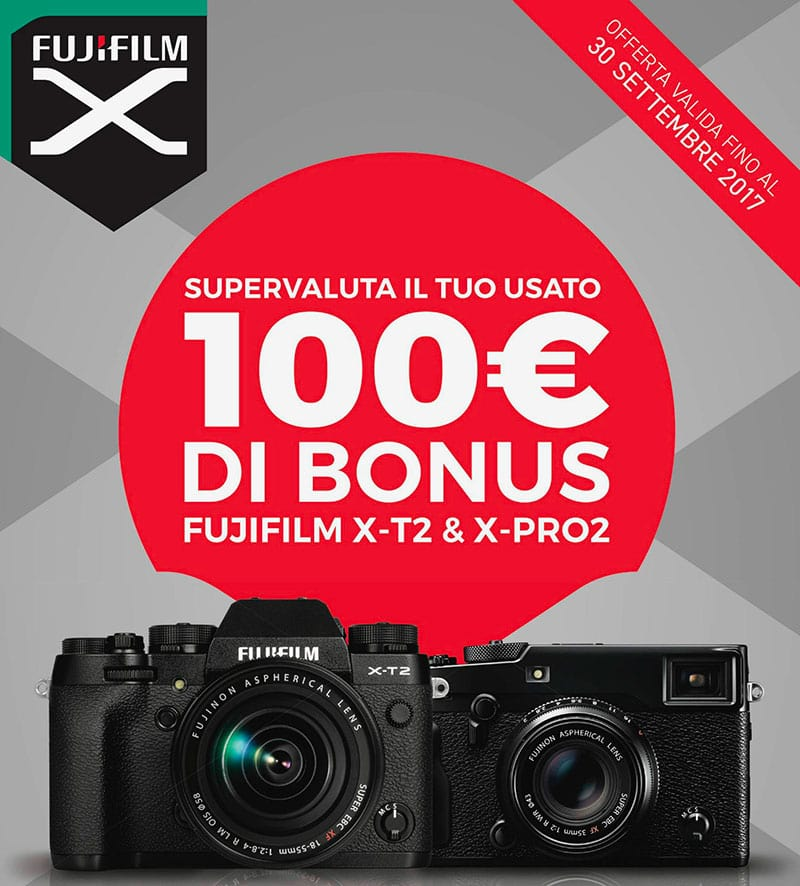 Fujifilm trade-in
