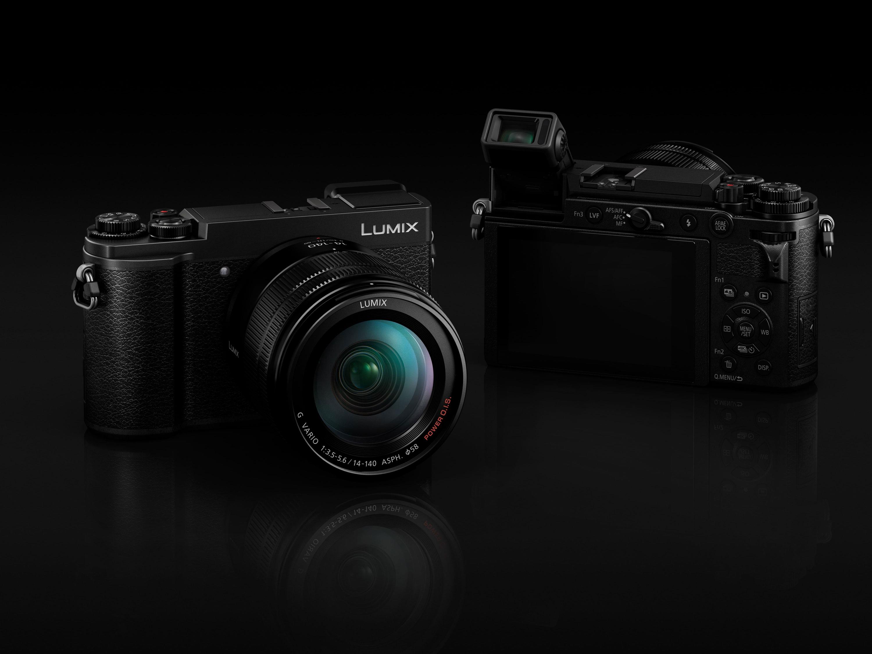Lumix GX9, panasonic