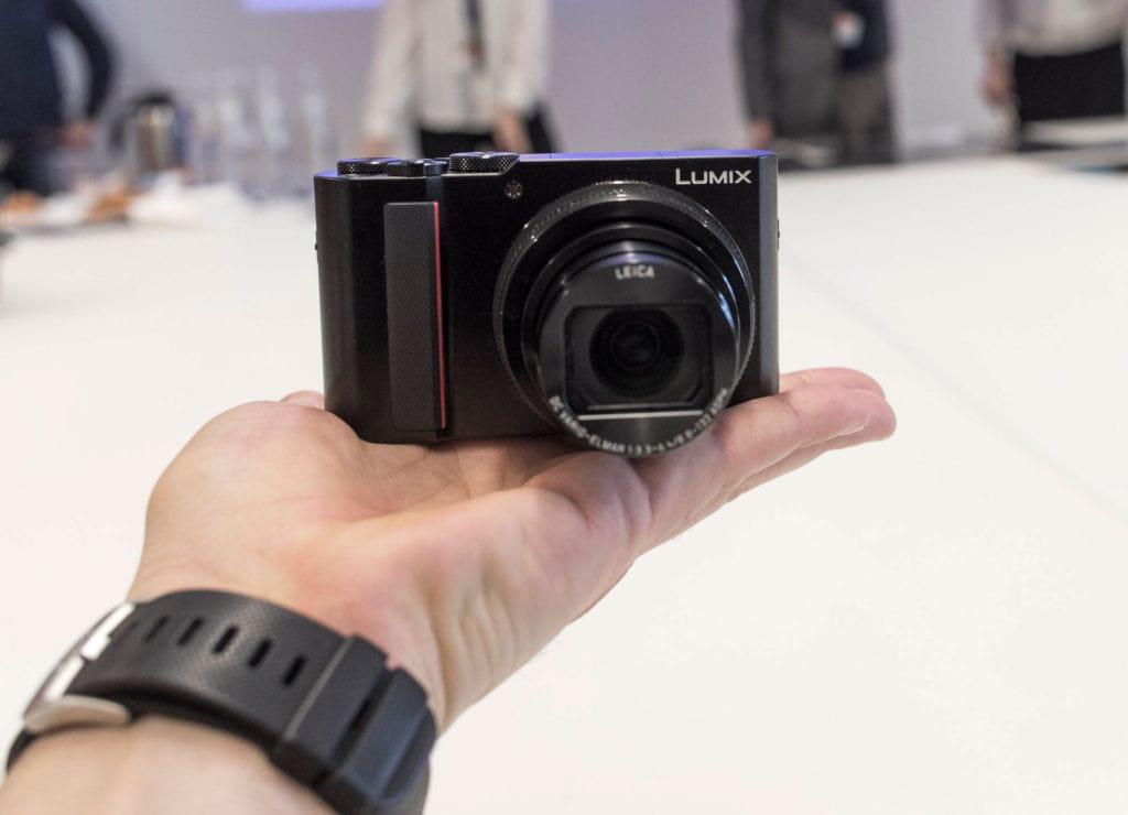 Lumix TZ200, Panasonic