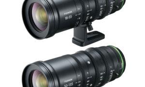 Fujinon MKX18-55mm e MKX50-135mm