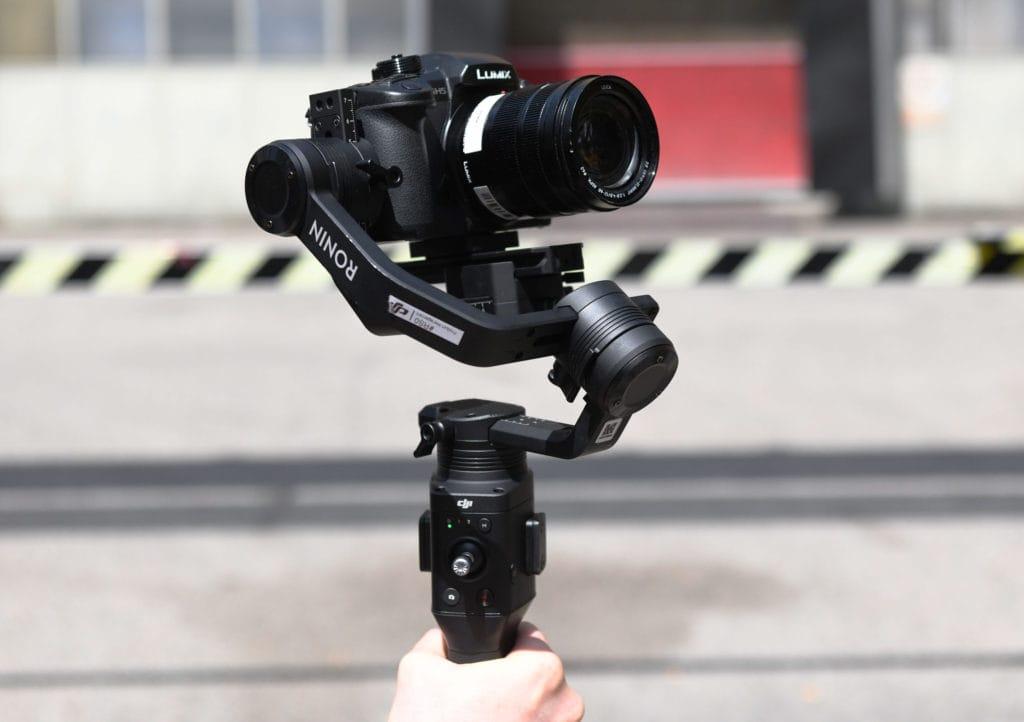 ronin, dji, ronin s, gimbal, videomaker