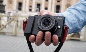 lumix, Lumix GX9, panasonic, mirrorless