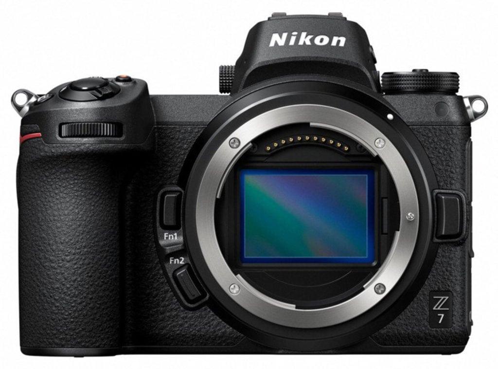 Nikon mirrorless, z6, z7, Nikon