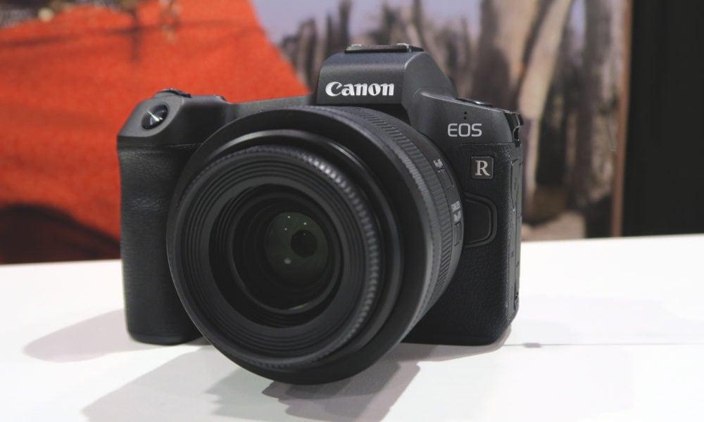 canon r, canon, mirrorless, fullframe, novità, full frame