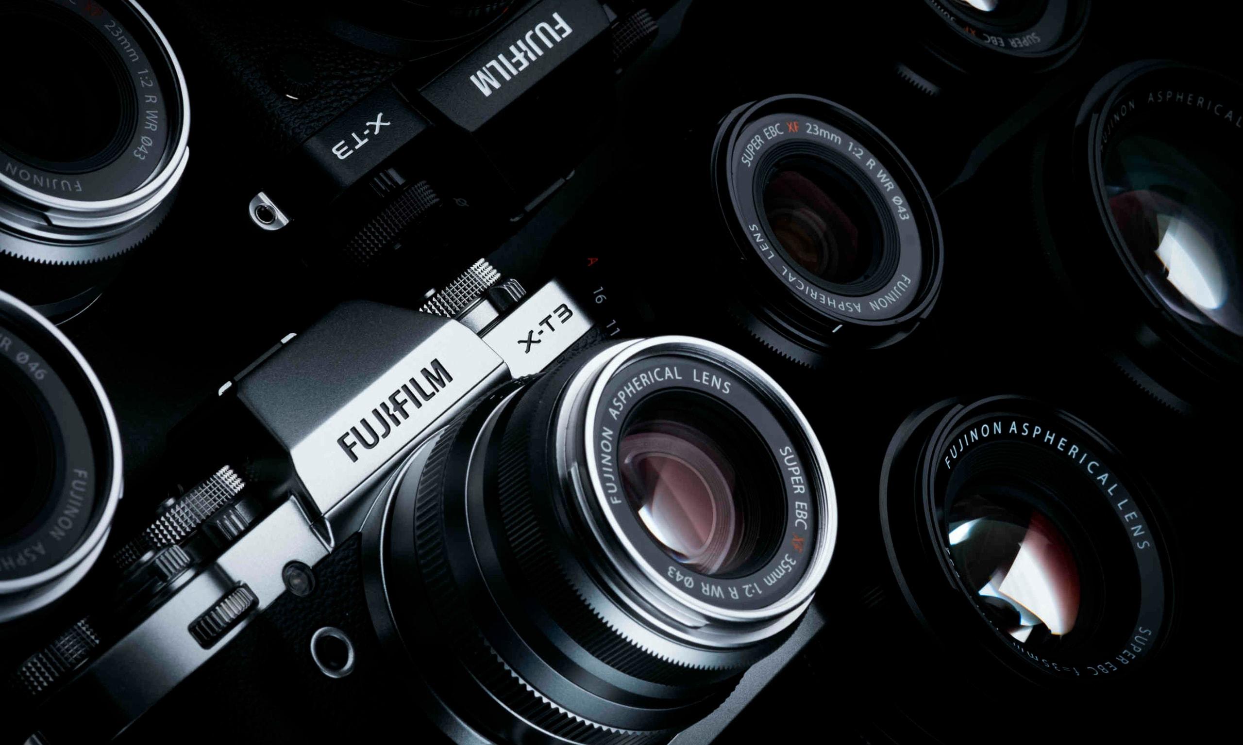 fujifilm, mirrorless, novità, fuji, x-t3