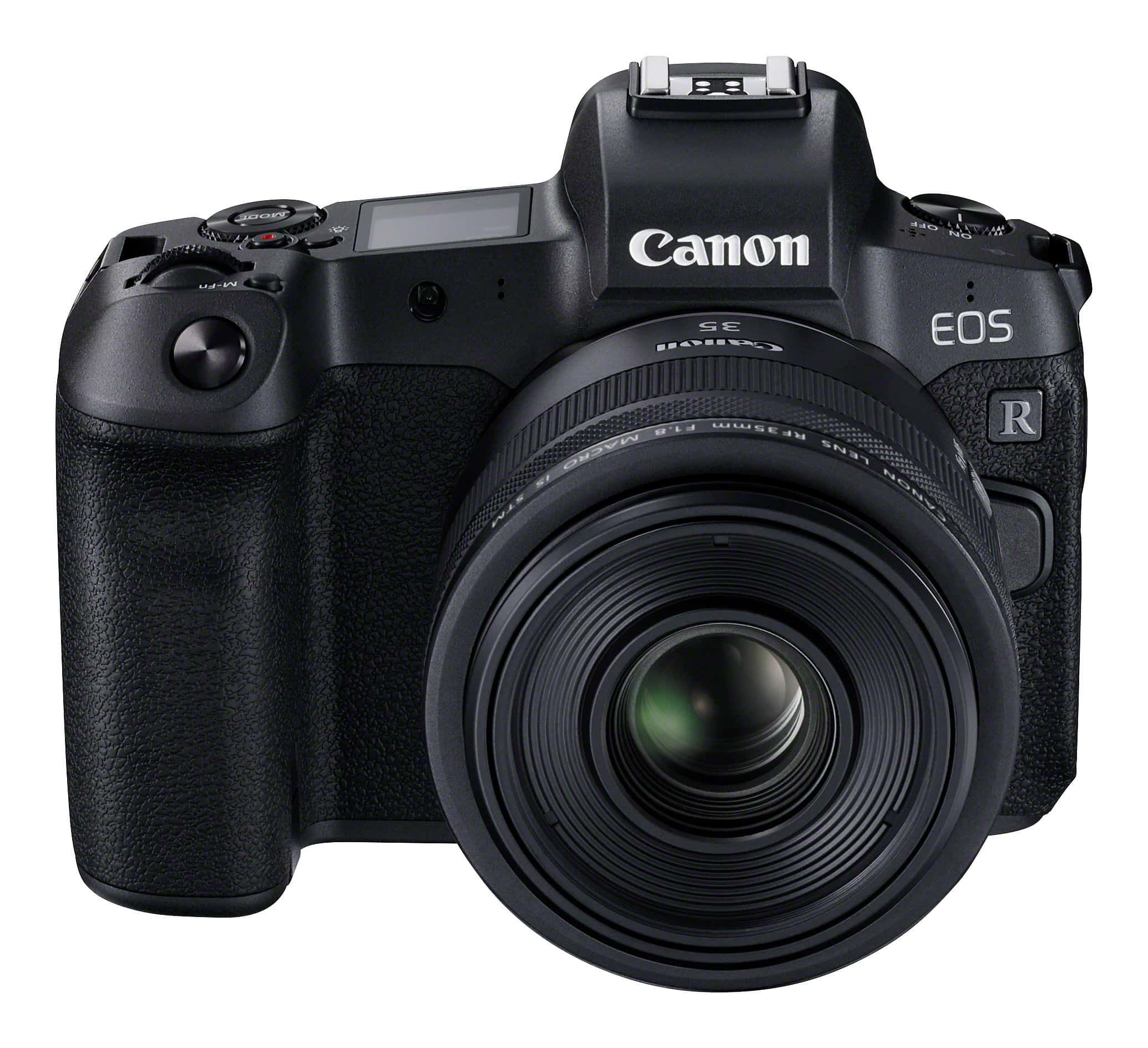 La nuova Canon EOS R