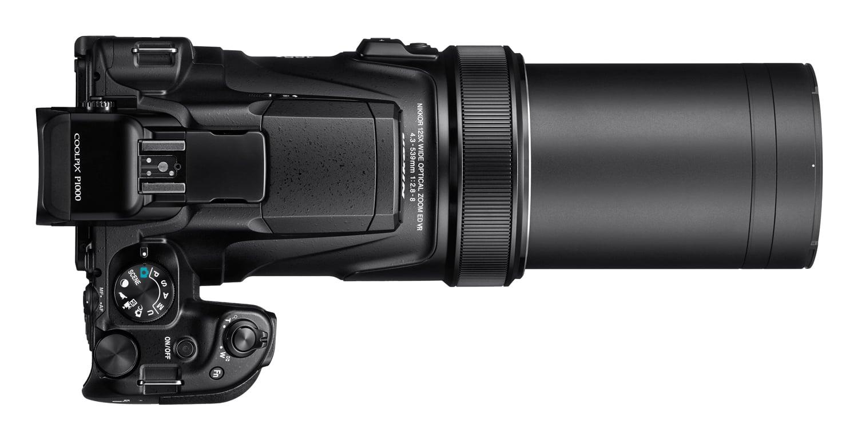 Nikon Coolpix P1000 - Lo zoom alla sua massima escursione.