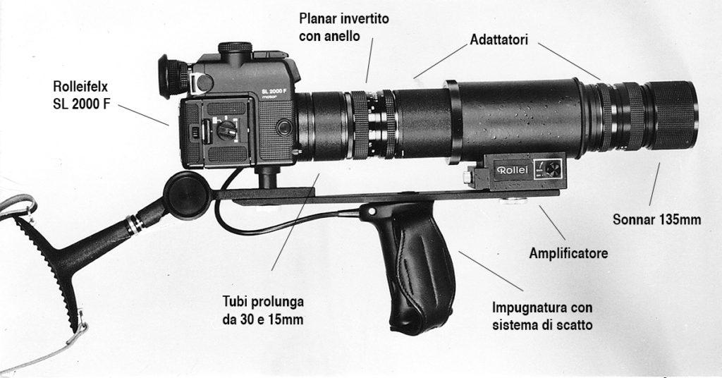 Rolleiflex SL 2000 F