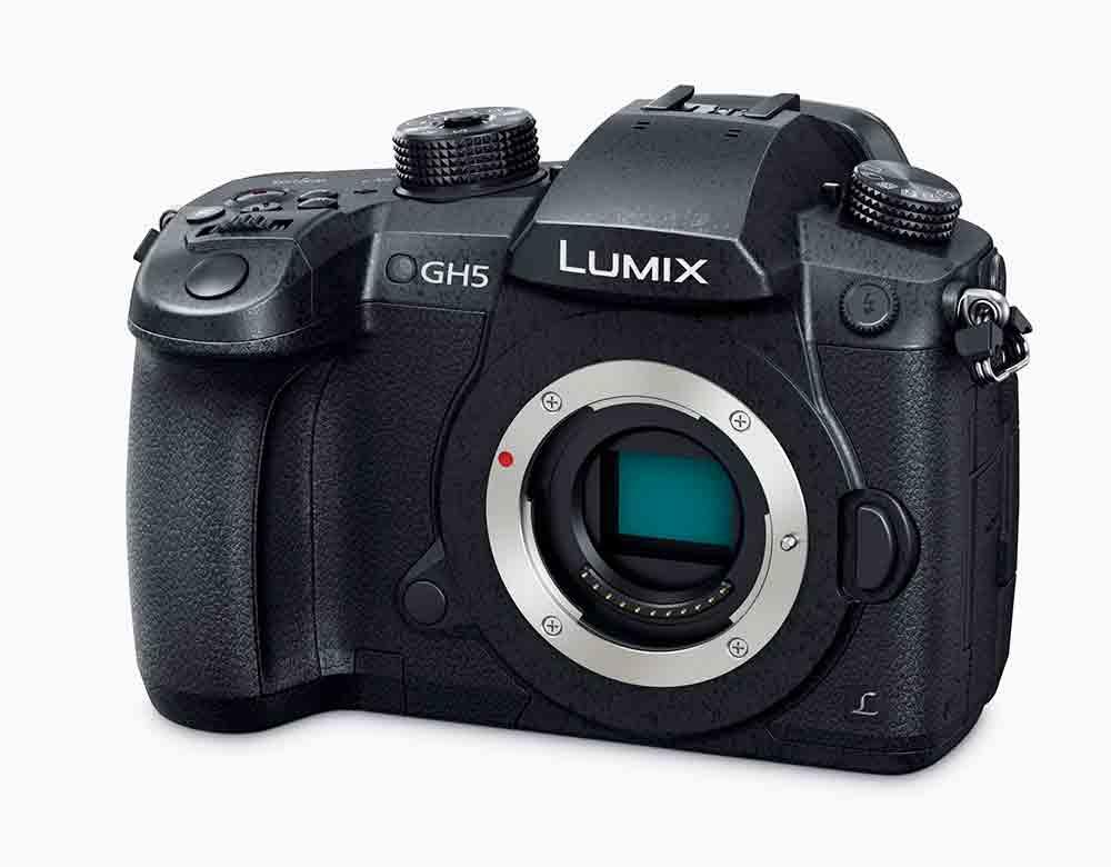 Lumix_GH5 - Matteo Curti