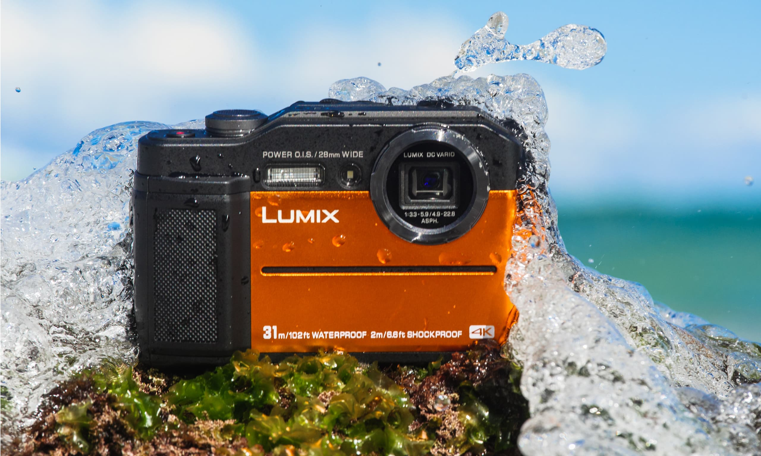 lumix, FT7, lumix FT7, rugged, panasonic