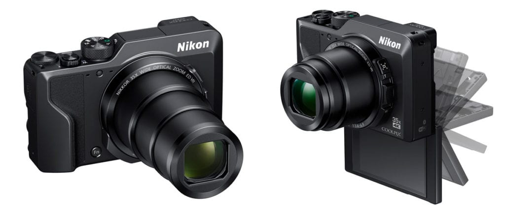 Nikon, Coolpix A1000