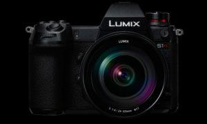 PJ, Lumix S1, mirrorless