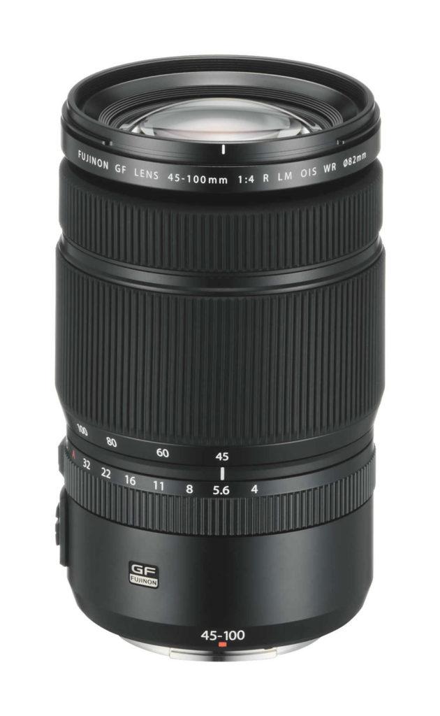 Nuovo zoom per il medio formato di Fujifilm: arriva il GF 45-100mm